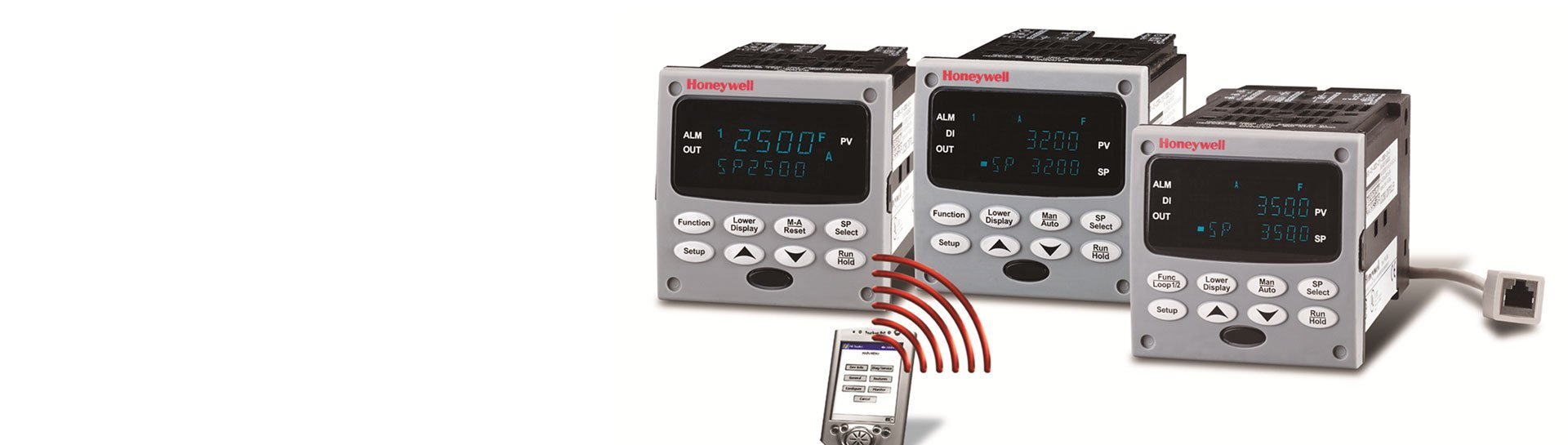 Honeywell Process Controllers